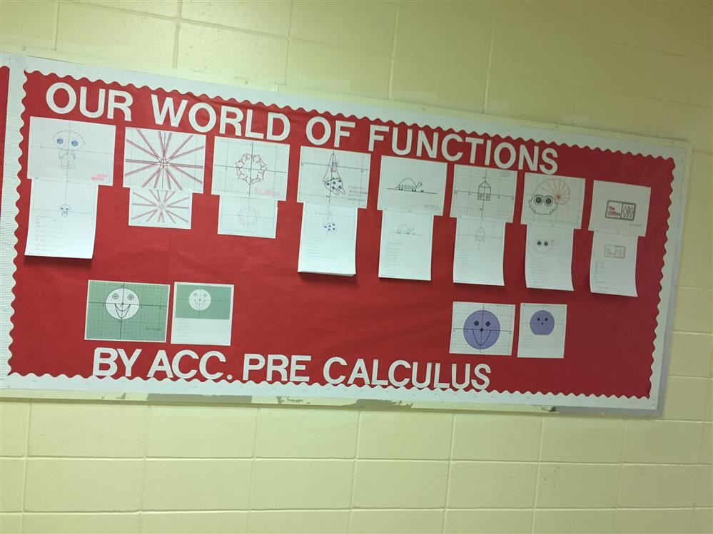 Accelerated Pre-Calculus Project