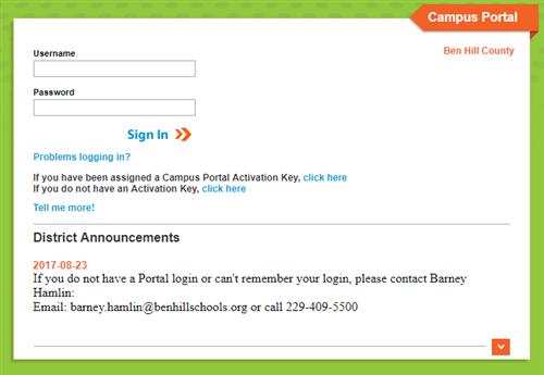 Login For Infinite Campus Sites Log In Sites For Infinite Campus