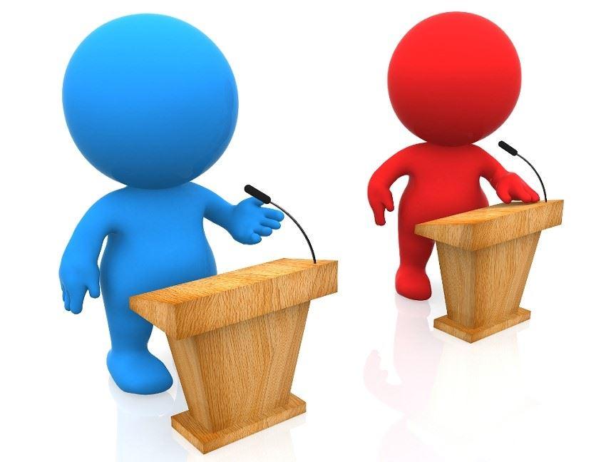Debate Club / Club or Organization Homepage