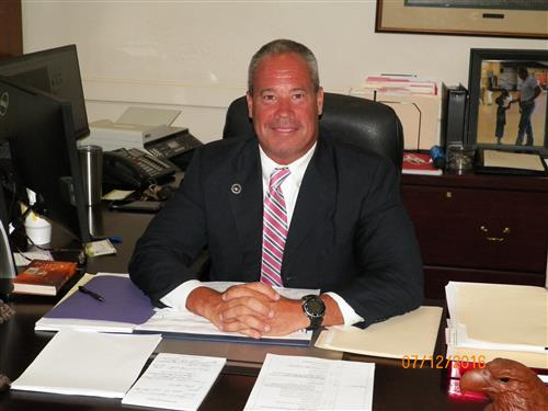 Supt. Shawn Haralson