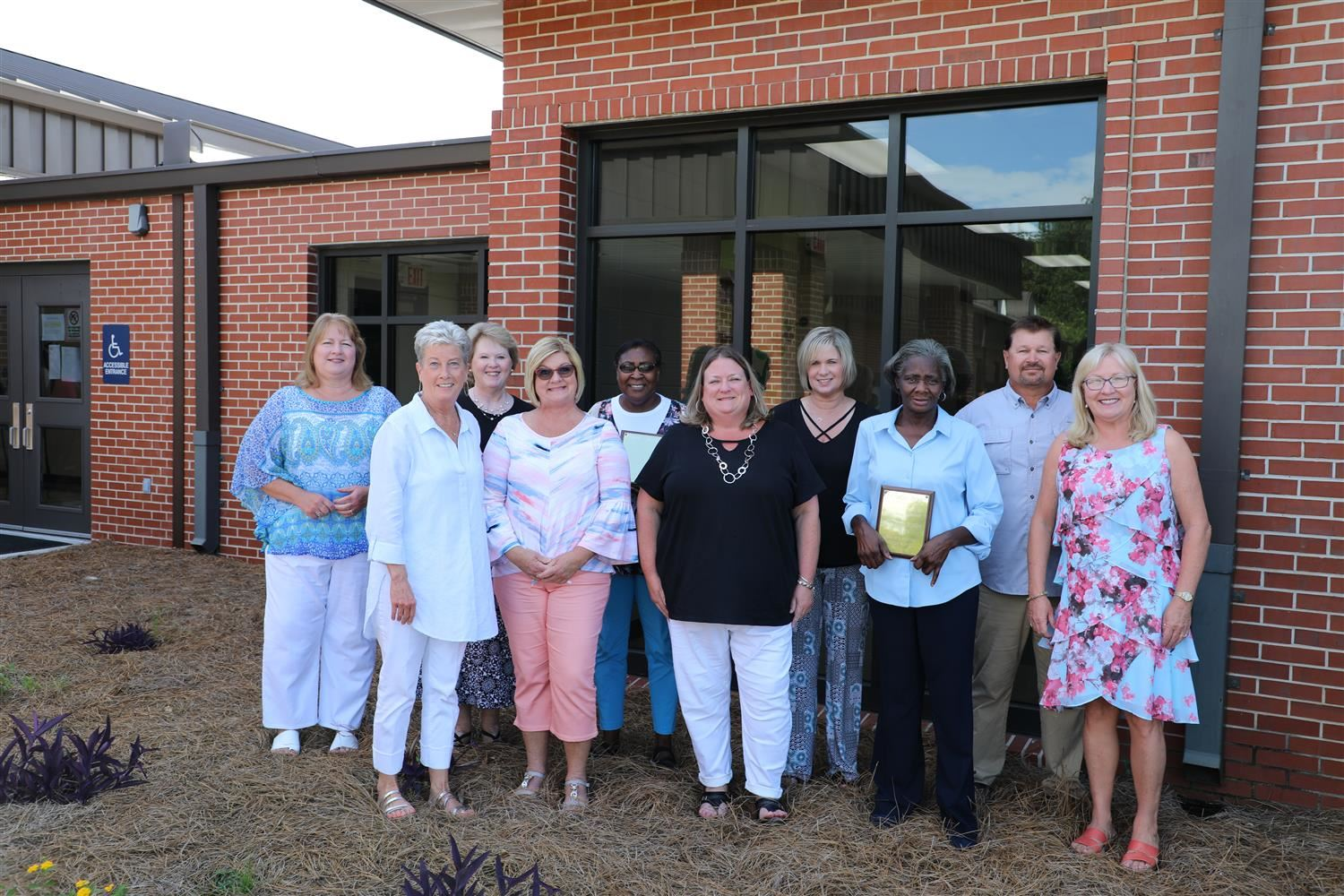 Retirement Ceremony held for BHCS Retirees for 2019-2020