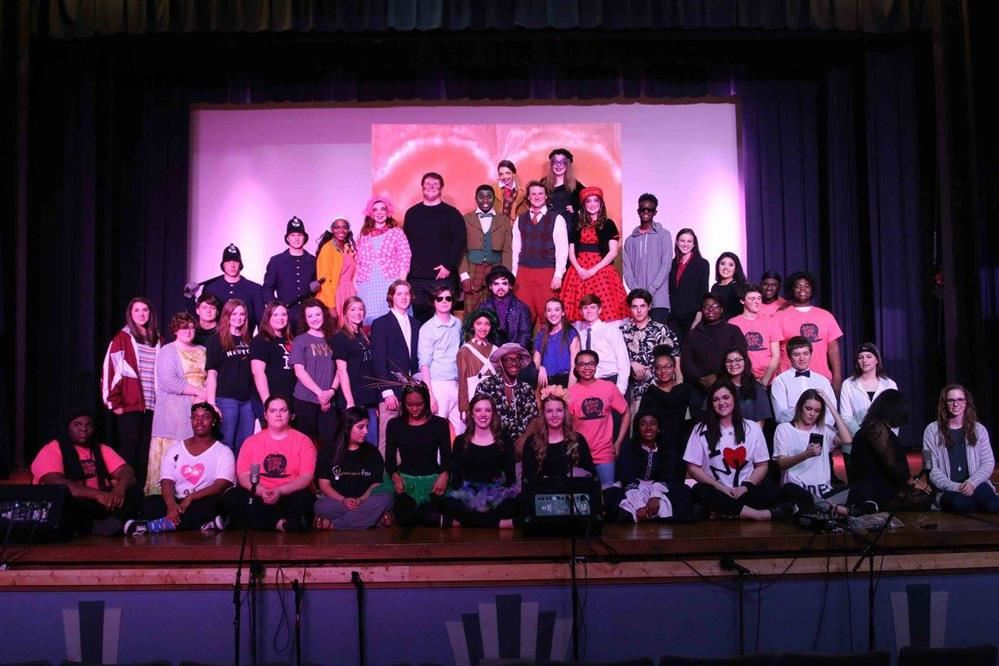 James and the Giant Peach Cast and Crew